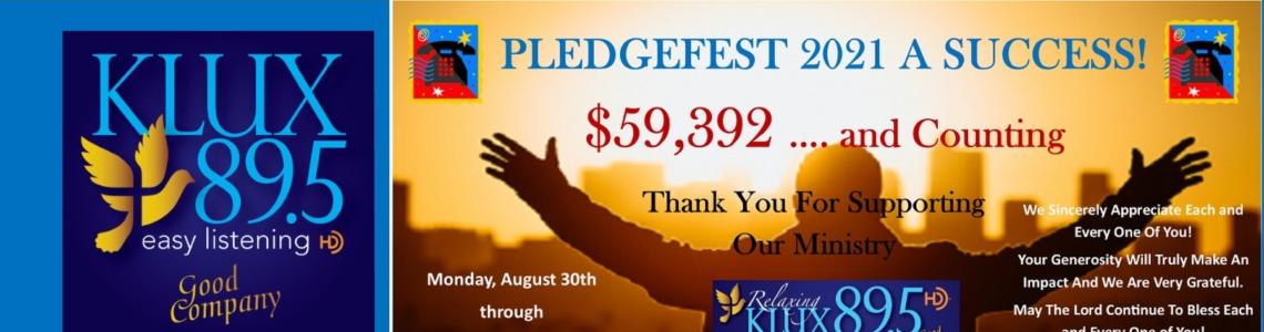 "<div align=""center"">PledgeFest 2021 A Success $59,392.00!</div>"